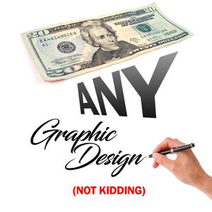 NEED A DESIGN?? ANY DESIGN?? for Sale in Chicago, IL