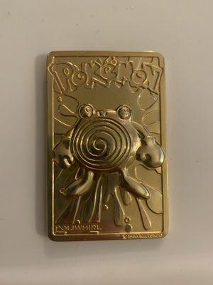 Gold Pokemon Collectible Card for Sale in Sacramento, CA