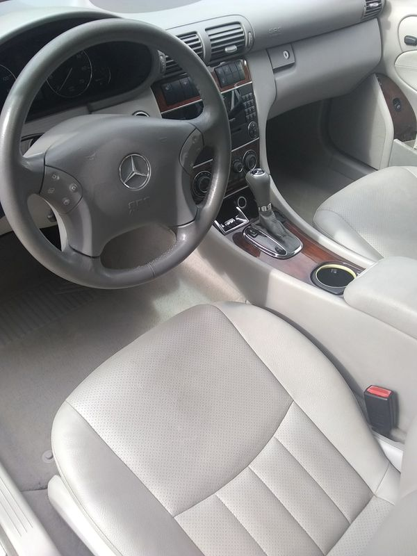 2007 Mercedes Benz c280 4 matic ...What's your Best offer?