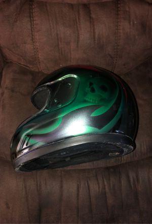 Clown motorcycle helmet for Sale in Santa Clara, CA