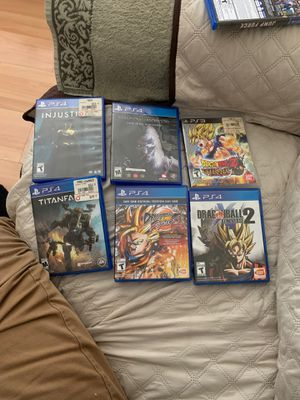 PlayStation games for Sale in Santa Ana, CA