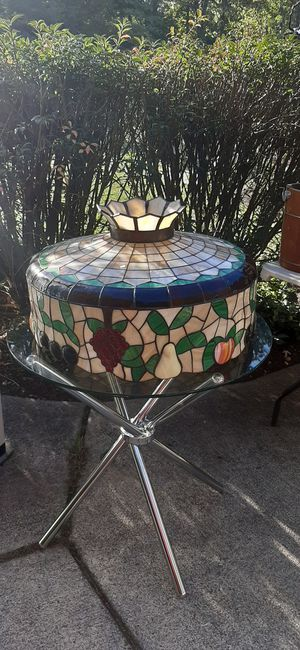 Vintage Stained Glass Lamp Shade for Sale in Murfreesboro, TN