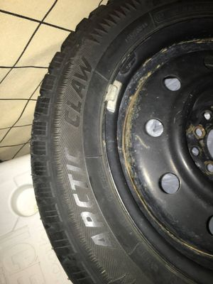 Studded Snow Tires (set of 4) for Sale in Seattle, WA
