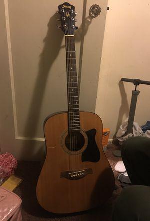 Ibanez acoustic guitar for Sale in Westport, WA