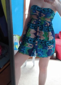 Strapless And Slightly Padded Dress for Sale in Havre de Grace,  MD