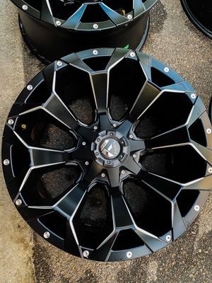 20 in Fuel Assault Rims - D546 for Sale in Clearwater, FL