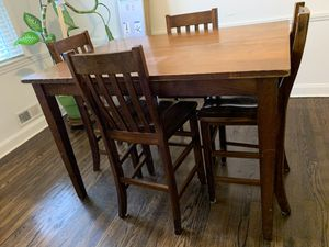Counter height dinning room set for Sale in Baltimore, MD