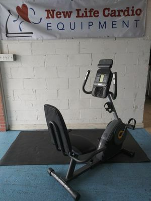 Affordable, great deal! New Open Box. 3 yr warranty Golds Gym Recumbent Recline Exercise BIke. for Sale in Marina del Rey, CA