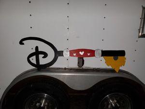 Disney handmade mickey key for Sale in Joliet, IL