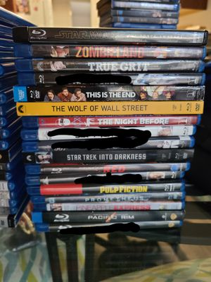 Blu rays for Sale in Lacey, WA