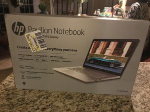 HP Pavilion Notebook for Sale in Brunswick, MD