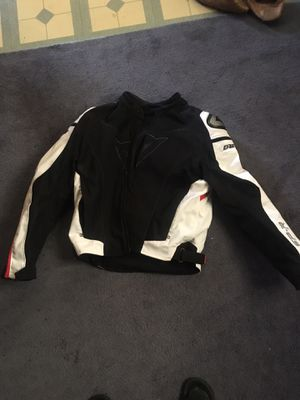 DIANESE RIDING JACKET SIZE 54 for Sale in Cypress, CA