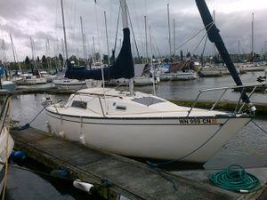 77' Clark 23' San Juan Sailboat for Sale in Everett, WA