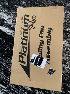 2012-17 Toyota Camry Radiator Fan Shrout *NEW IN BOX* for Sale in Federal Way, WA