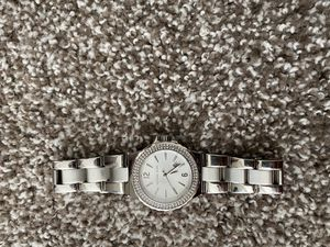 Michael Kors Silver Watch for Sale in Medical Lake, WA
