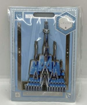 Disney Castle Collection - Frozen Castle Pin - Limited Release for Sale in Torrance, CA