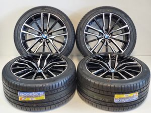 """20"""" BMW X5 X6 WHEELS RIMS AND TIRES-WE FINANCE 💥💥 for Sale in Mesa, AZ"""