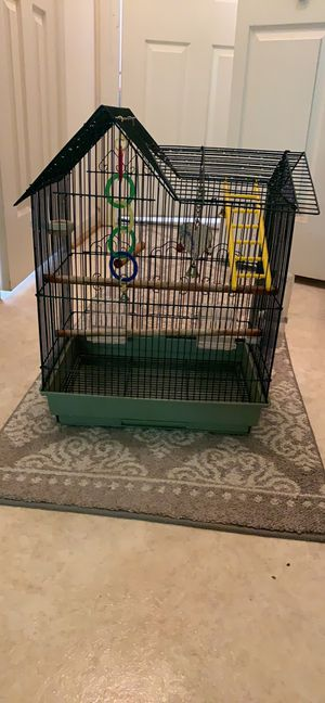 Bird cage for Sale in Aspen Hill, MD