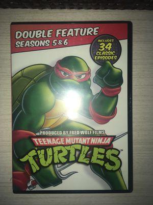 Teenage Mutant Ninja Turtles DVD Set for Sale in Hoquiam, WA