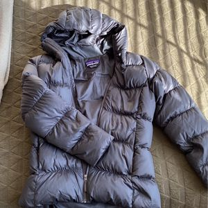 Patagonia Hooded Down Puffy Jacket for Sale in Henderson, NV