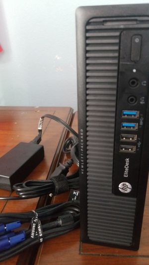 HP EliteDesk 800 G1 USDT i5 for Sale in Tampa, FL