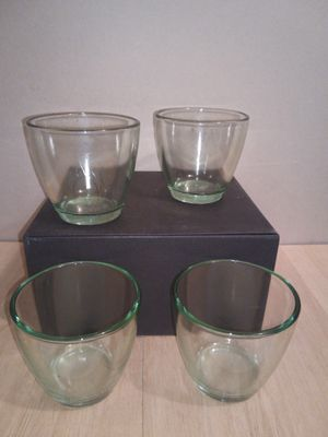 Set of 4 Drinking Glasses for Sale in Greenbelt, MD