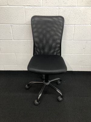 BRAND NEW BLACK ADJUSTABLE MESH OFFICE CHAIR for Sale in Lawrenceville, GA
