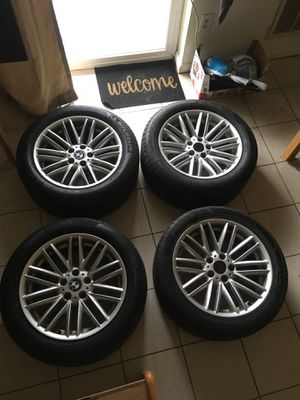 750il factory rims 18in for Sale in Fort Belvoir, VA