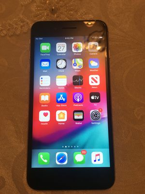 iPhone 8+ like new .AT&T.cricket .h2O.net 10 for Sale in Columbus, OH