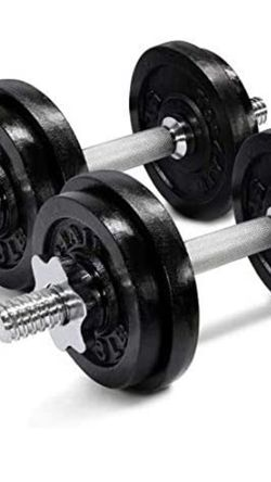 Adjust Dumbbells 5-40lbs for Sale in Fontana,  CA