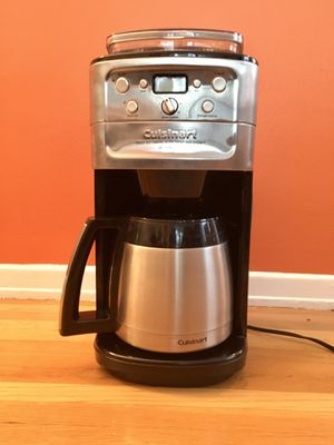 Cuisinart Grinder + Brew 12-cup coffee maker for Sale in Los Angeles, CA