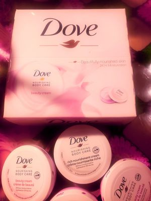 DOVE NOURISHING BEAUTY BODY AND HANDS CARE CREAM for Sale in Montclair, CA