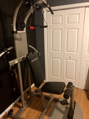 Complete exercise machine for Sale in Chapel Hill, NC