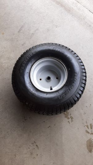 Riding Lawnmower Tractor Rear Wheel and Tire for Sale in Tacoma, WA