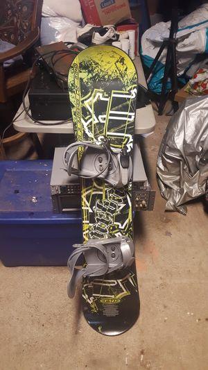 freerider esp130 snowboard for Sale in Manassas, VA