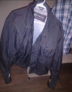 Never worn Olympia motorcycle jacket for Sale in Humble, TX