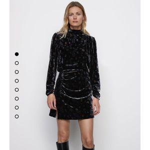 Printed Velvet Dress for Sale in Brooklyn, NY