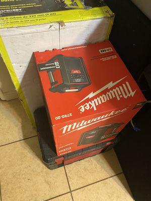 Milwaukee bluethoot radio for Sale in National City, CA