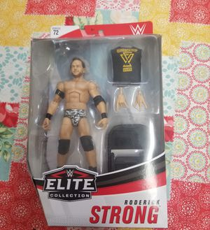 WWE Elite Roderick Strong 72 Undisputed Era for Sale in Fresno, CA