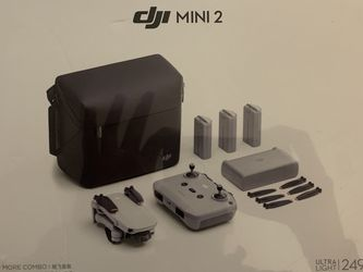 DJI Mini 2 Fly More Combo Quadcopter with Remote Controller for Sale in Tustin,  CA