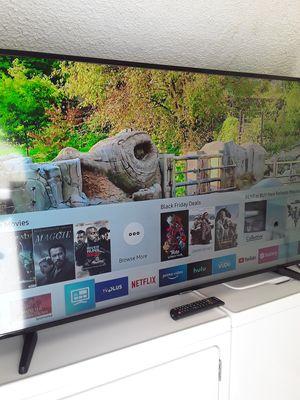 50 INCH SAMSUNG 4K SMART TV UHD for Sale in Torrance, CA