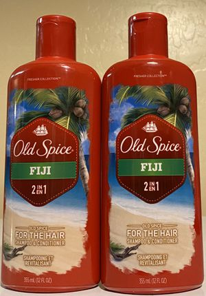Old Spice For the Hair 2/$5! for Sale in Surprise, AZ