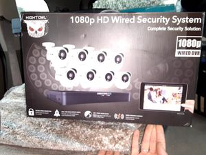 Night owl security camera system for Sale in Largo, FL