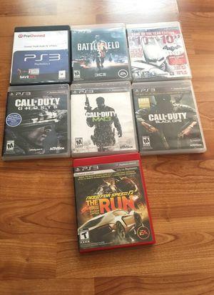 PS3 Games for Sale in Denver, CO