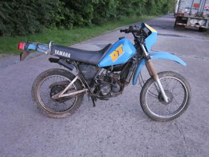 1989 Yamaha DT50 street legal 2 stroke enduro like yz 80 for Sale in PA, US