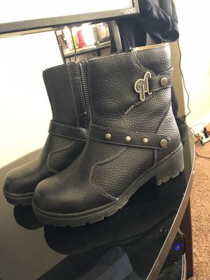 Milwaukee Motorcycle riding boots for Sale in Frederick, MD