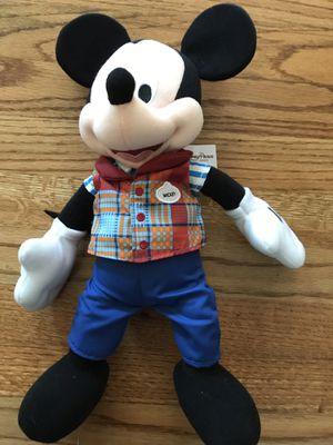 NEW- rare collectible Disney Park Classic- Mickey for Sale in Bellevue, WA