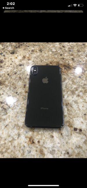 iPhone X for Sale in Phoenix, AZ