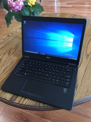 Dell Latitude Core i5 laptop 256 SSD computer for Sale in Glendale, CA