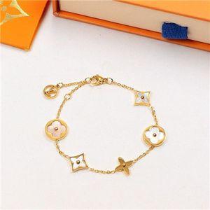 New clover gold tone bracelet for Sale in Oakland, CA